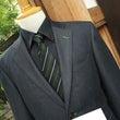 倉敷デニムのスーツ!