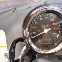 CB750の燃費