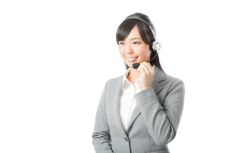 やり手の女性コールセンターリーダー