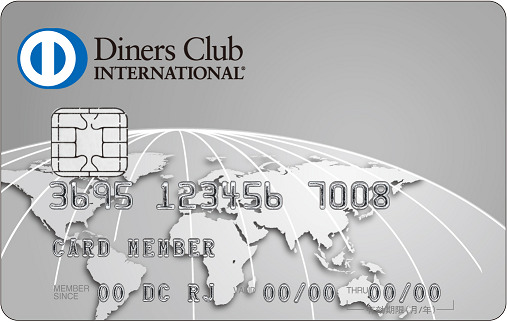 IC Diners Club Card 20160516