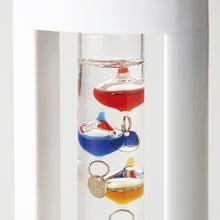 ガラスフロート温度計S ガリレオ温度計