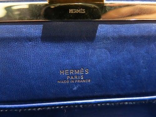 HERMES ヴィンテージ エルメス 1989年 サックアマリース