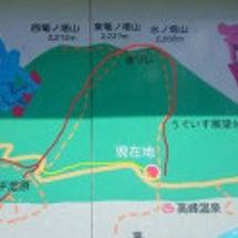 長野県 東篭ノ塔山へ…