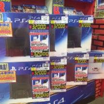 PS4買うなら「新品…