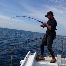 竹島遠征釣行スタイル…