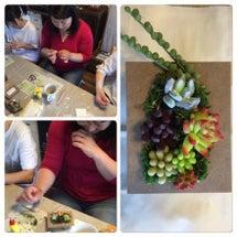 多肉植物 自宅教室…