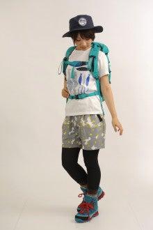 山ガールファッション アルココ 登山ウェア