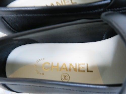 CHANEL シャネル 2016年モデル ローファー 35 今夏モデル