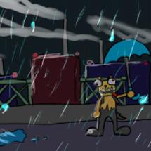 雨が降るなら、傘を差…