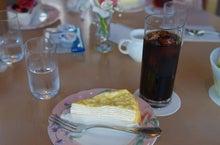 上杉城史苑のケーキセット