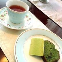 オレンジ香る紅茶♪