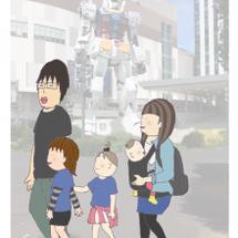 東京は有名人がいっぱ…