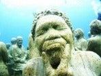 ★水中美術館ダイビング