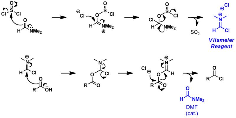 カルボン酸 → エステル ② | 創薬メモ