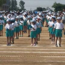 小学校運動会、まだま…
