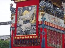 祇園祭りの山車