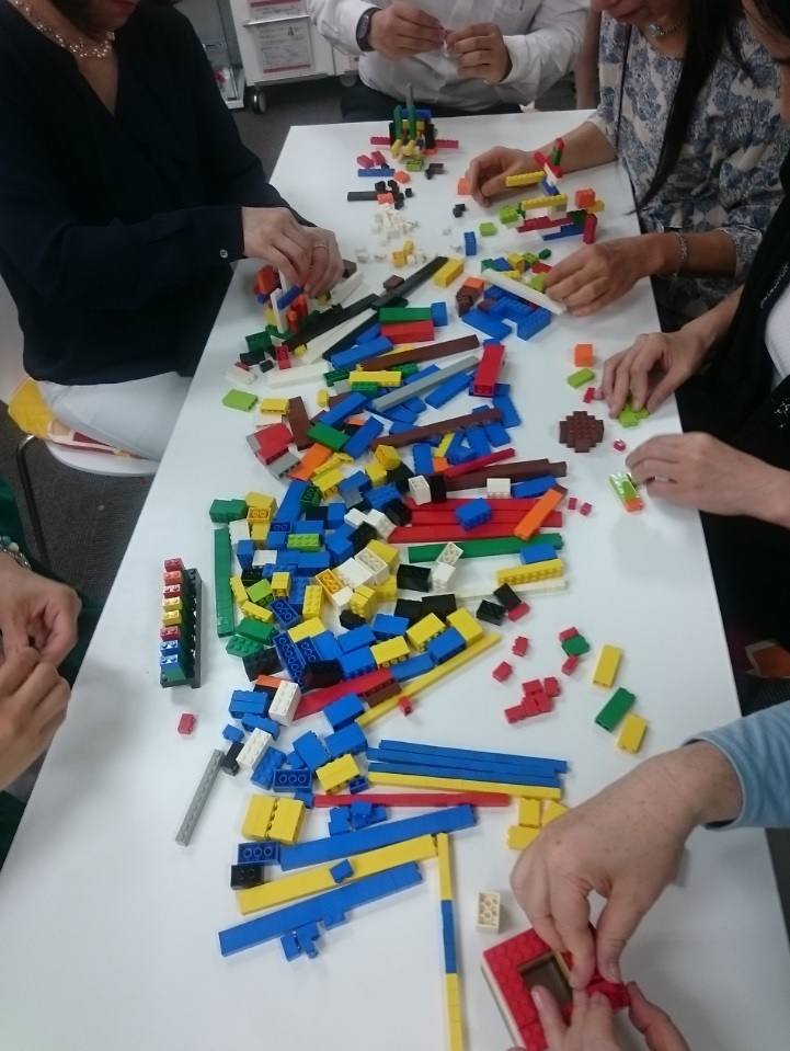 レゴ作成中