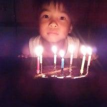 チビ2号 7歳の誕生…
