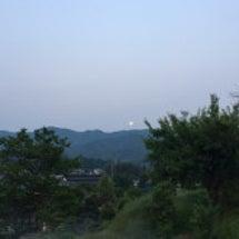 明日は満月!