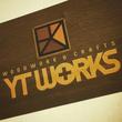 YTWORKS ロゴ…