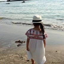 はじめての海。