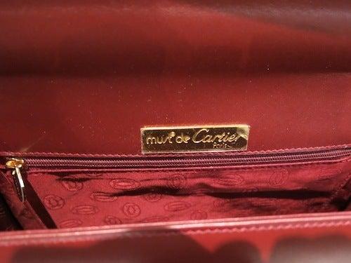 Cartier ヴィンテージ カルティエ 1994年 ハンドバック