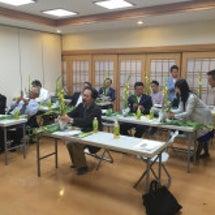 男の生花教室