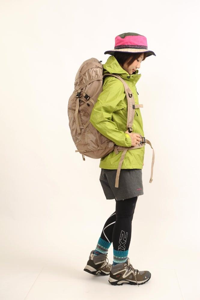 登山ファッション 山ガール
