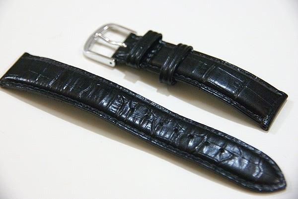 ミンクオイル 腕時計の革バンドに!