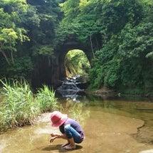 君津︰濃溝の滝、ドリ…
