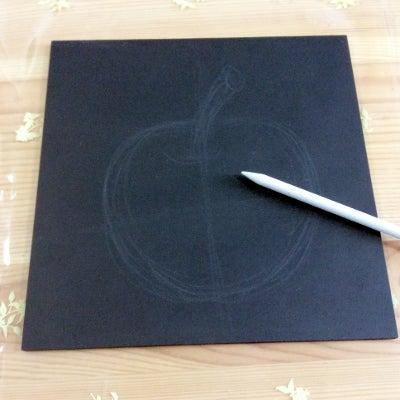 チョークアートで使うペーパーペンシル2