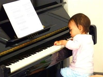 まおちゃんとピアノ