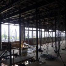 楯岡小学校仮校舎建設…