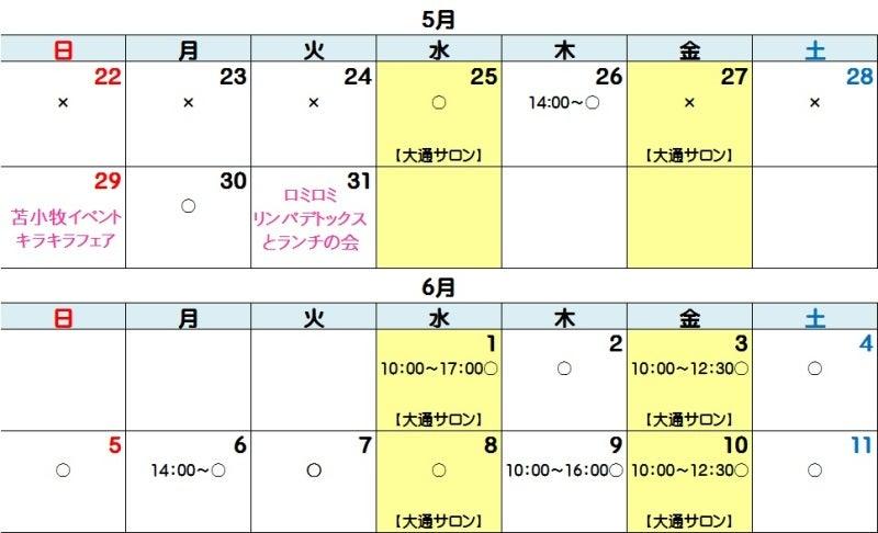 札幌厚別/大通/ロミロミ/リンパデトックス
