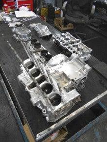 CB75FBエンジンガンコート