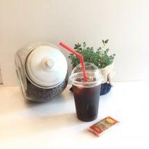 アイスコーヒー&新し…