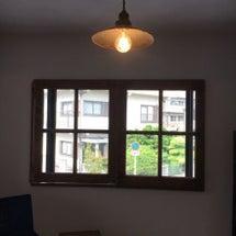 窓枠。。。