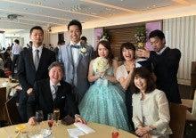 彩夏ちゃんの結婚式