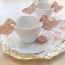 天使の羽根クッキー♡…