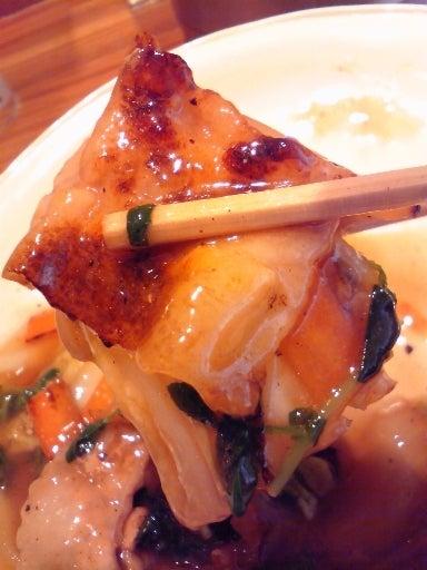 やよい軒-八宝菜と油淋鶏の定食-05