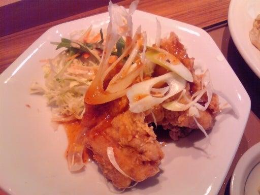 やよい軒-八宝菜と油淋鶏の定食-02