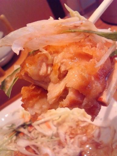 やよい軒-八宝菜と油淋鶏の定食-03