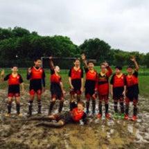 泥んこサッカー