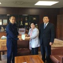 熊本市役所訪問