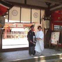 石上神宮結婚式!