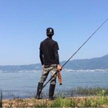 5/21 琵琶湖初日…