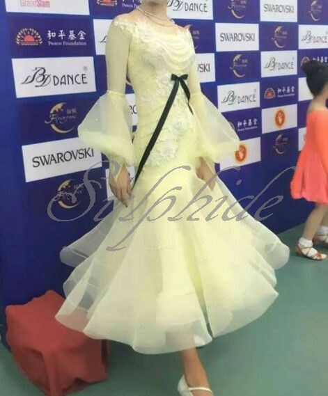 社交ダンスドレス・モダンドレス・リサイクル