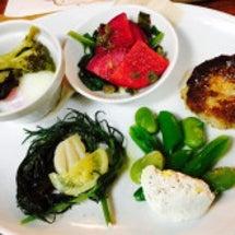 野菜のコース