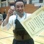 剣道大会! 準優勝し…