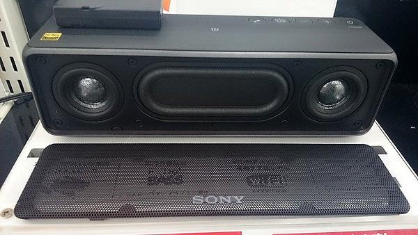 SONY h.ear go(SRS-HG1) SongPal の音が凄い!